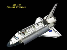 STS-127 Payload Overview