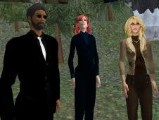 LT Team in Second Life