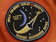 The STS-127 mission patch