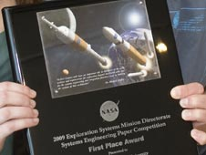 System Engineer award.