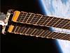 Solar array wings