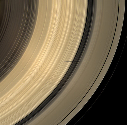 NASA - Across Resplendent Rings
