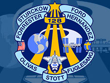 sts128-s-002 -- STS-128 patch
