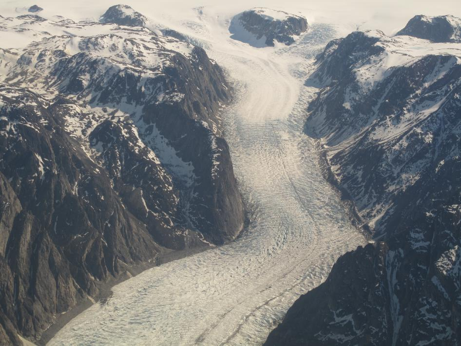 Sondrestrom Glacier