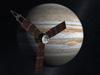 Artist concept of Juno. Image credit: NASA/JPL