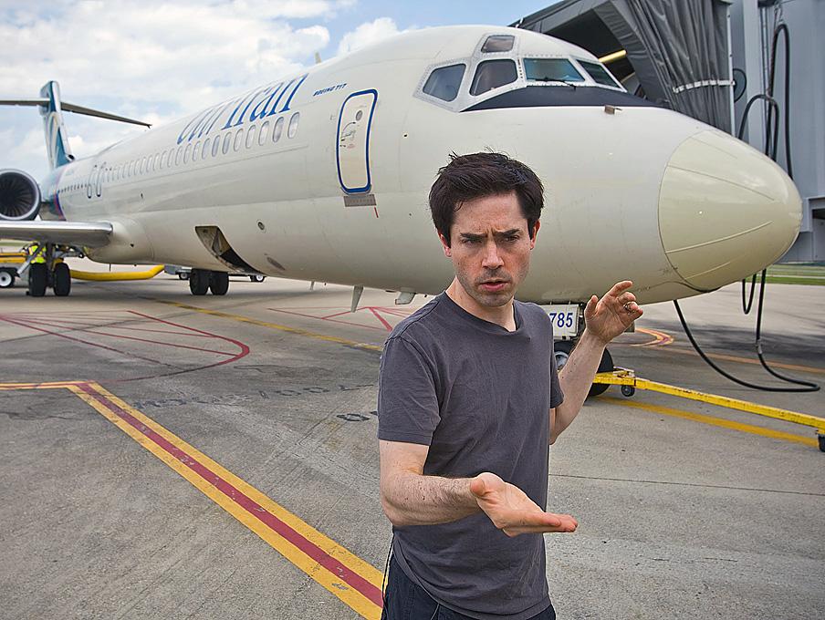 Aerospace engineer explores the milkway promo 3
