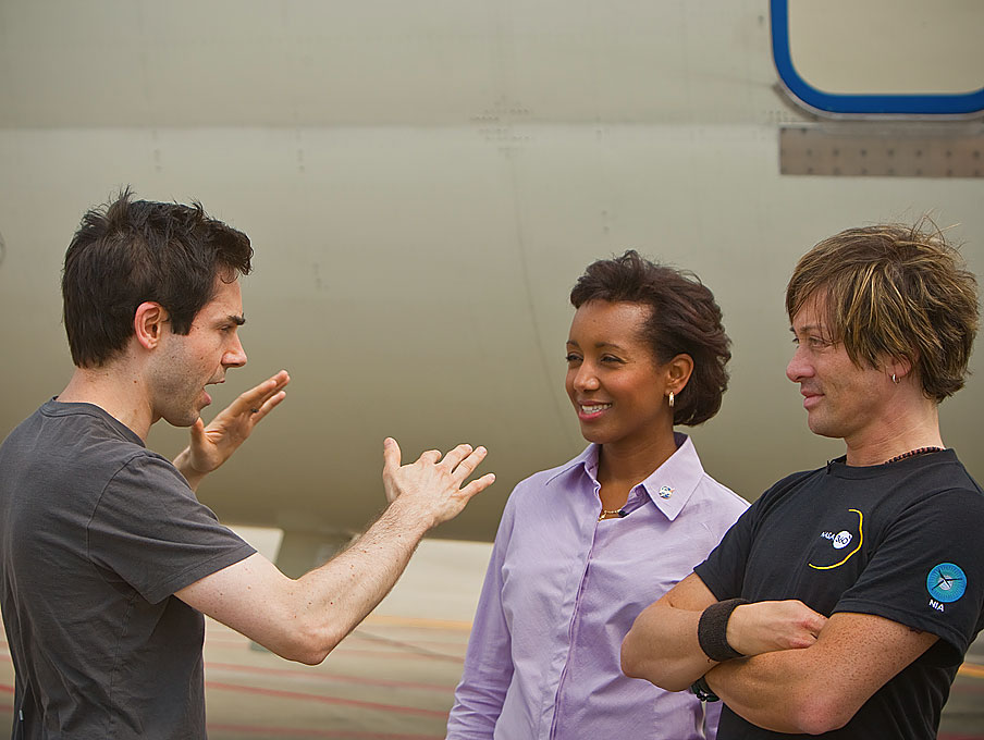 Aerospace engineer explores the milkway promo - 2 part 10
