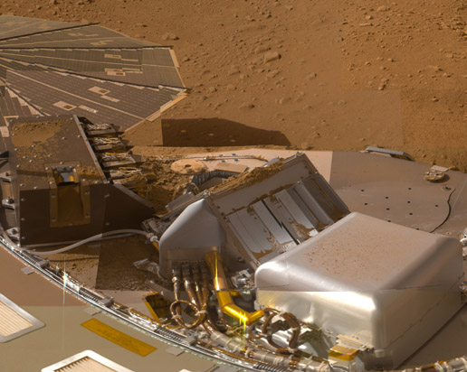 NASA satellite to scan for signs of life from old Mars ...