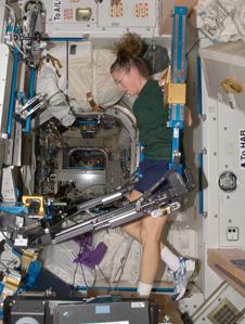 astronaut treadmill workout - photo #38