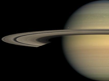 Cassini--The Mission Continues