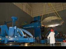 Friction stir welding for Ares I rocket