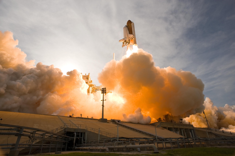 space shuttle endeavour dimensions - photo #13