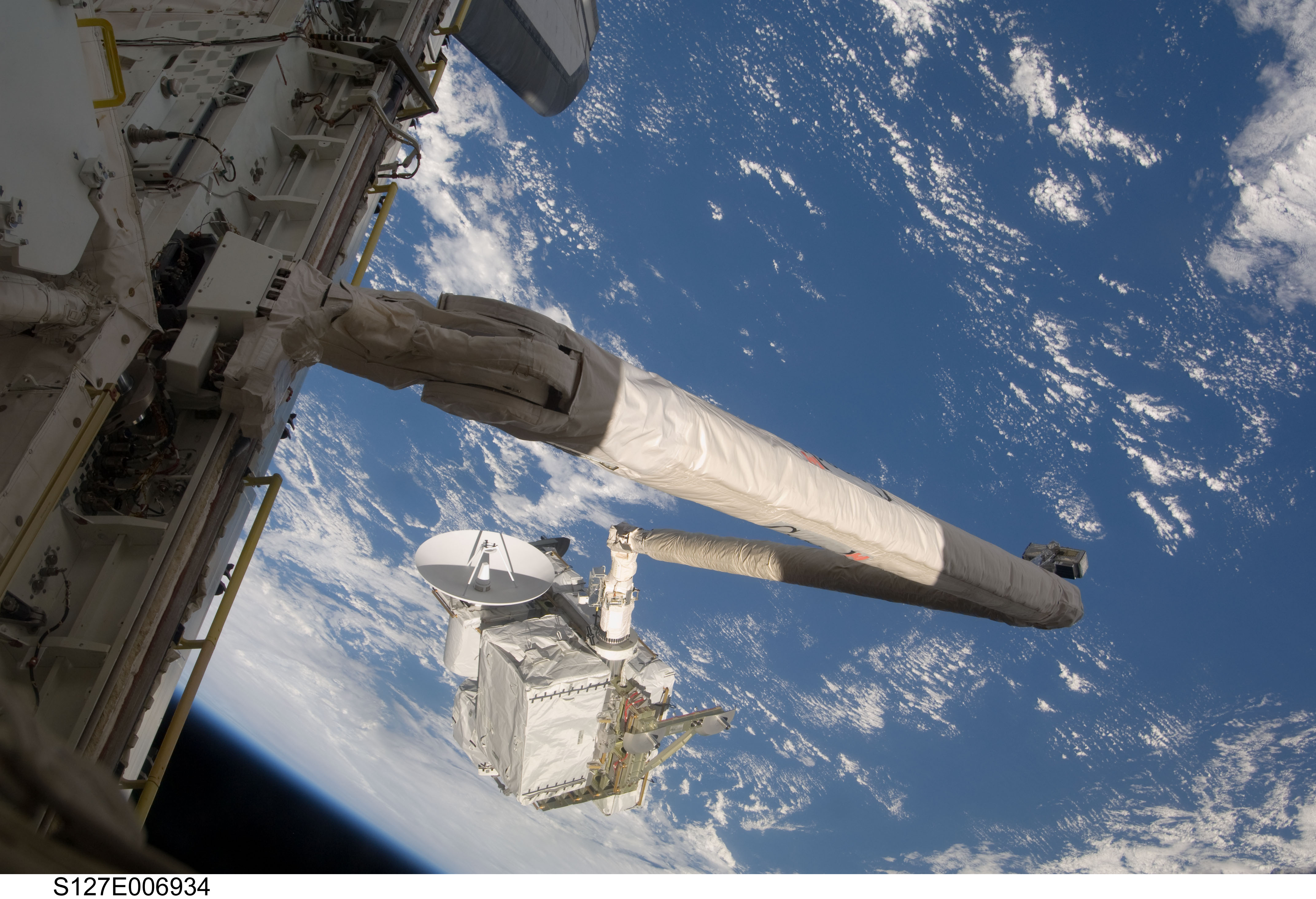 nasa space station robot - photo #27