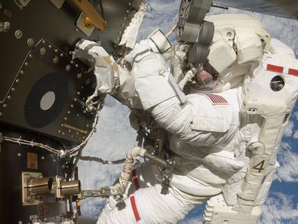 At Work in Space