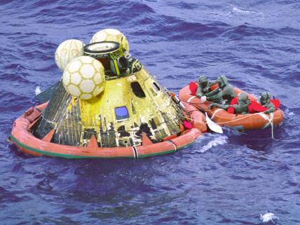 Apollo 11 Comes Home