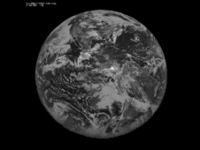 GOES-14 image of Earth