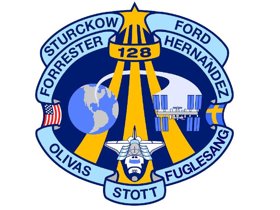 NASA - STS-128 Patch