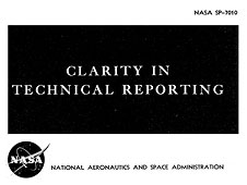 Cover of Sam Katzoff's 'Clarity in Technical Reporting'