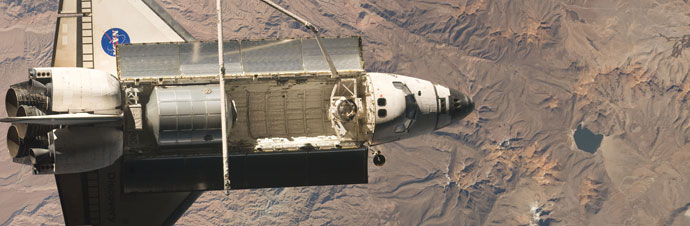 STS-128 mission