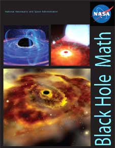 Cover of Black Hole Math