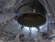 WISE arrives at Vandenberg Air Force Base. Credit: NASA.