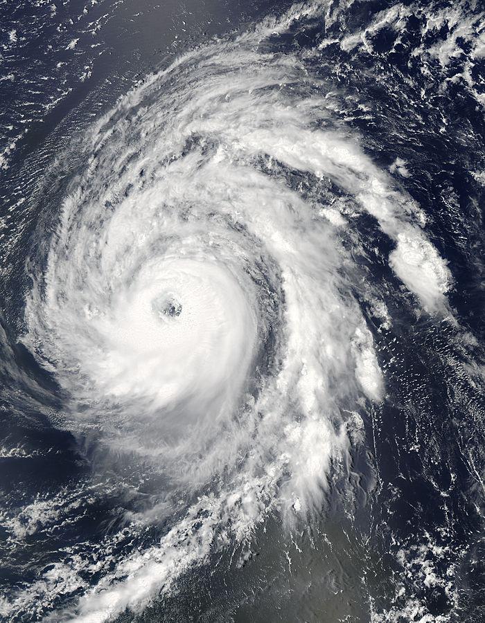 NASA - Hurricane Season 2009: Hurricane Bill (Atlantic)