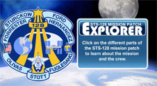 STS-128 mission patch