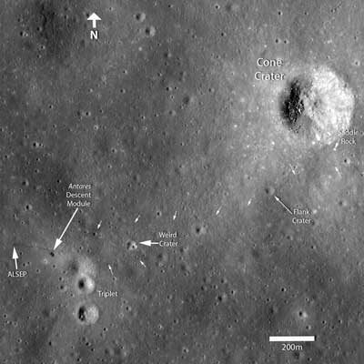 Apollo 14 image