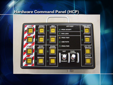 Hardware Command Panel (HCP)