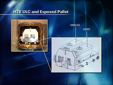 HTV ULC and Exposed Pallet