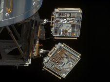 MISSEE experiment aboard the International Space Station