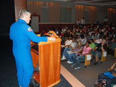 jsc2009e152847: NASA Astronaut Gregory H. Johnson