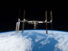 International Space Station, Sept. 8, 2009