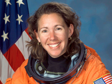 Astronaut Sandra H. Magnus, mission specialist/ISS flight engineer
