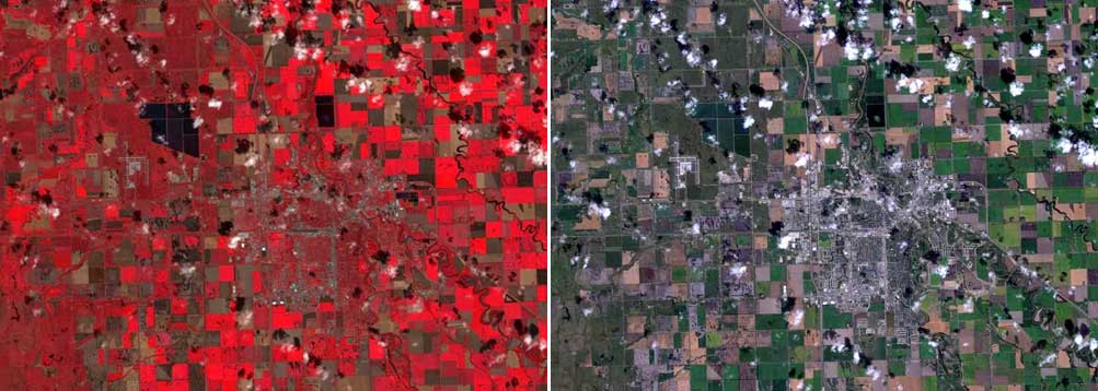 Nasa Snapshots From Space Cultivate Fans Among Midwest