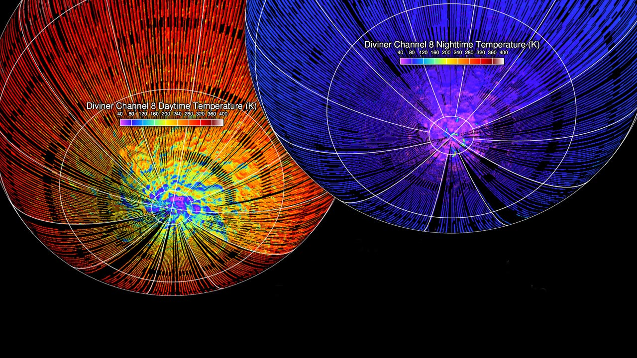 Nasa New Temperature Maps Provide A Whole New Way Of
