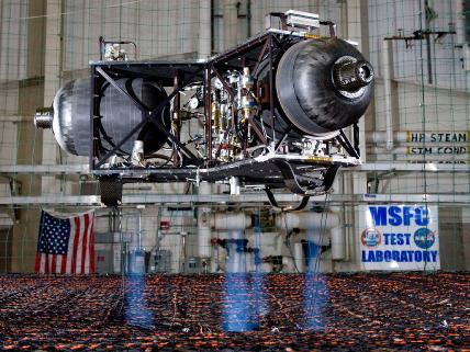 Robotic Lunar lander