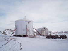 Exploration Analog Mission in Antarctica