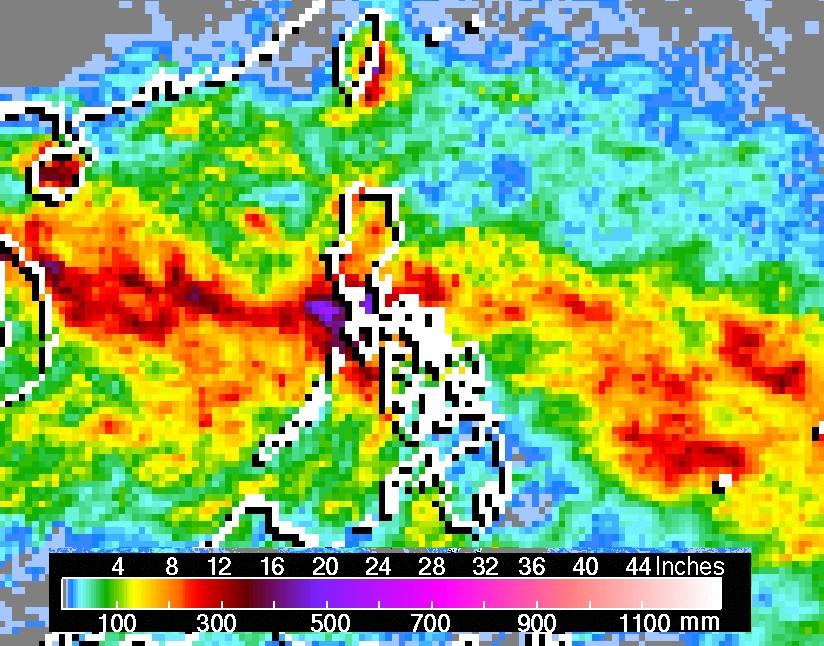 NASA - Hurricane Season 2009: Typhoon Ketsana (Western ...