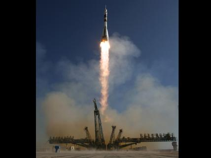 NASA Expedition 21 Lifts Off