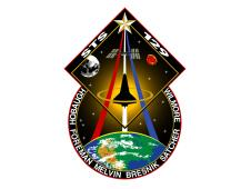 STS-129 mission patch