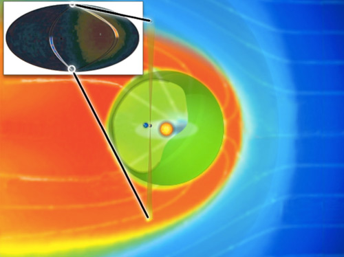 How IBEX Maps the Edge of the Heliosphere