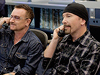 U2 Visits Johnson Space Center