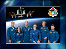 Expedition 21 crew