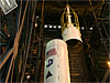 NASA completes assembly of the Ares I-X Test Rocket
