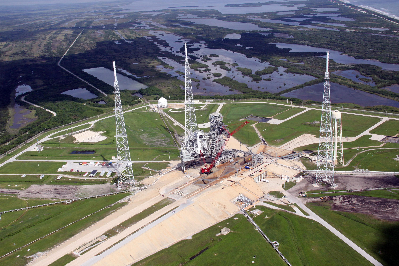 NASA - Aerial View