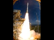 Launch of Ares I-X