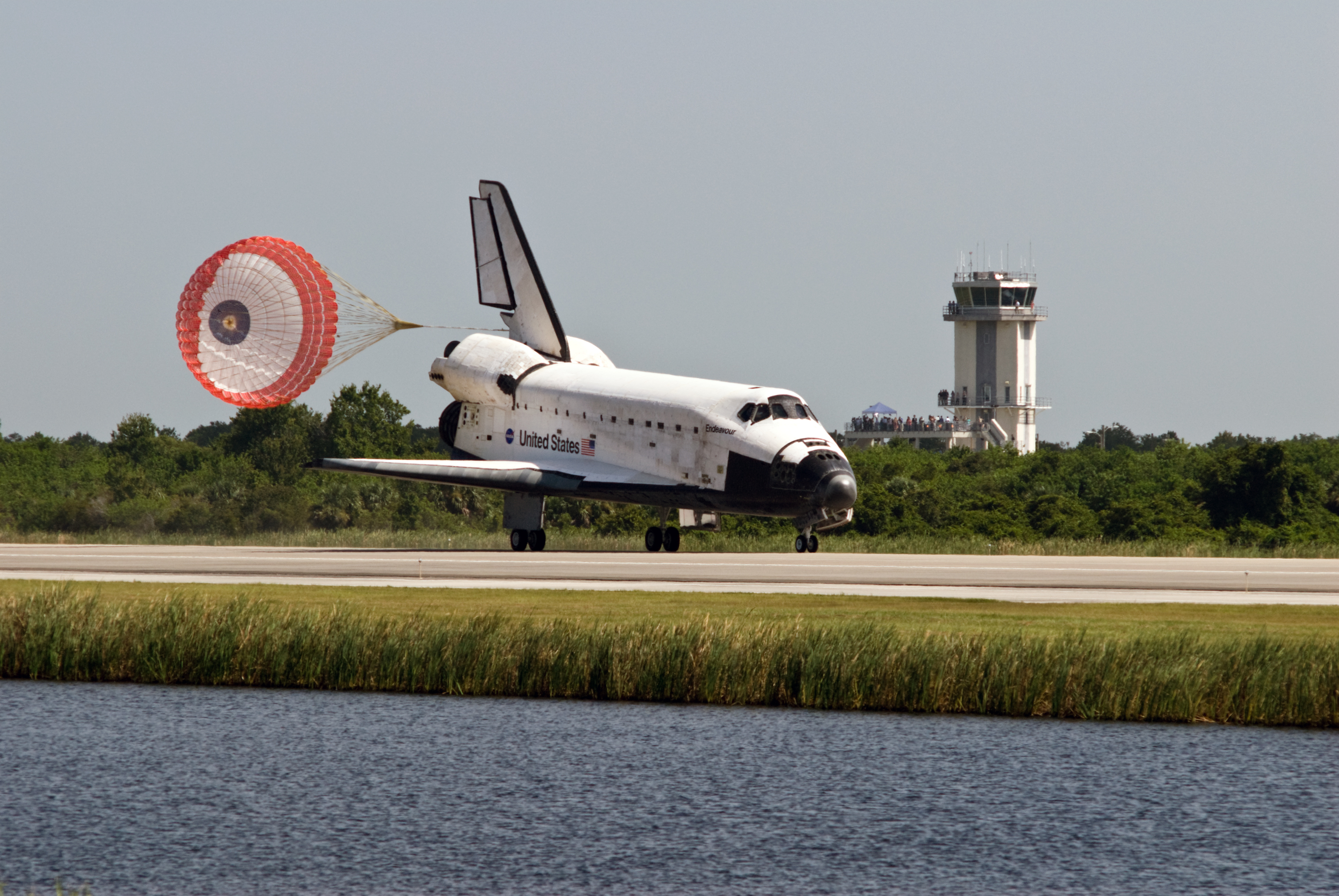 space shuttle runway - photo #14