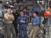 Expedition 21 crew event with students