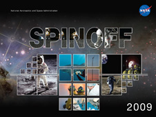 image of cover of Spinoff 2009 publication